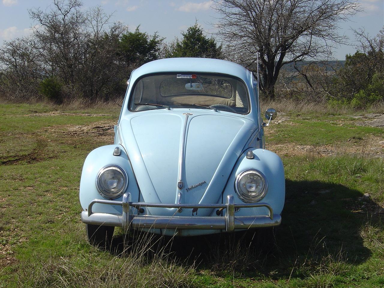 1060 Vw Beetle